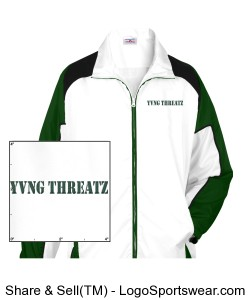 Youth Achiever Jacket Design Zoom